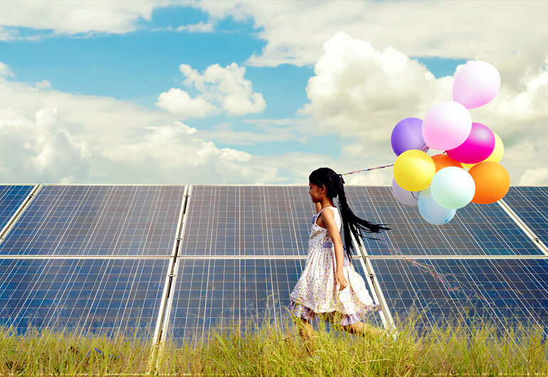 What Is The Future Of Solar Energy In India?