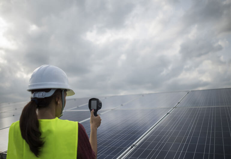 How To Prevent Solar Panels From Shadowing Impact