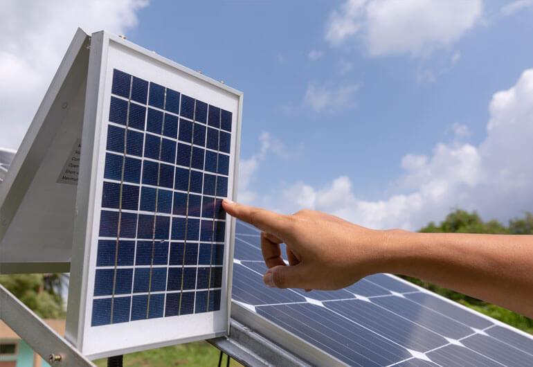 What is DCR & NON-DCR Solar PV Module?