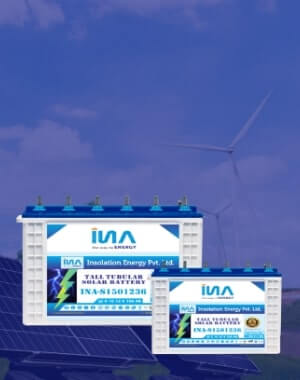 High efficiency Solar batteries offered by Insolation Energy
